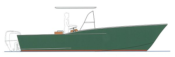Kitty Hawk 26 Profile